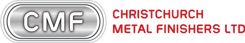 christchurch metal finishers logo
