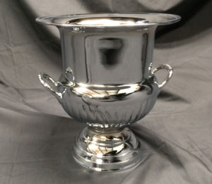 chrome trophy, chrome plating, Christchurch