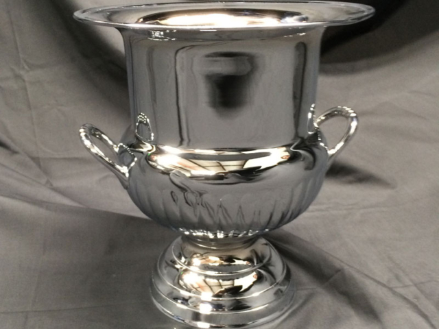 Chrome Plated Cup -Christchurch